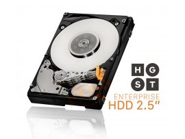 "HDD HGST 2.5"" 300GB SAS 12Gb/s 15K RPM 128M 4Kn ISE (King Cobra F) (HUC156030CS4200)"