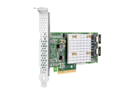 HPE Smart Array E208i-p SR Gen10 (8 Internal Lanes/No Cache) 12G SAS PCIe Plug-in Controller - 804394-B21