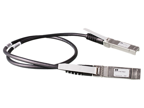 Cáp DAC HP X240 10G SFP+ to SFP+ 1.2m Direct Attach Copper Cable, JD095C