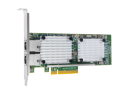HPE StoreFabric CN1100R 10GBASE-T Dual Port Converged Network Adapter