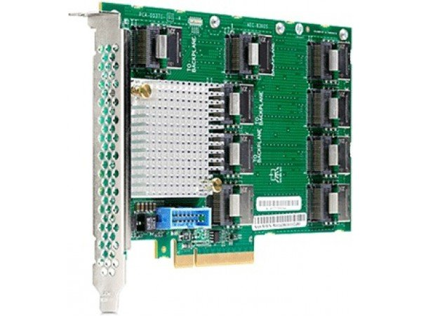 HPE DL5x0 Gen10 12Gb SAS Expander Card Kit with Cables