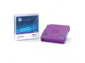 HP LTO-6 Ultrium 6.25 TB MP RW Data Cartridge (C7976A)