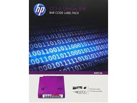 HP LTO-6 Ultrium RW Bar Code Label Pack (Q2013A)