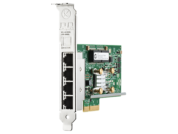 HPE Ethernet 1Gb 4-port 366T Adapter - 811546-B21