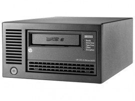 HP StoreEver LTO-6 Ultrium 6650 External Tape Drive (EH964A)