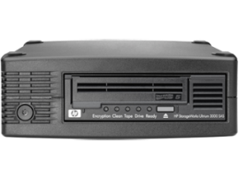 HP LTO-5 Ultrium 3000 SAS External Tape Drive (EH958B)