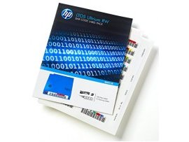 HP LTO5 Ultrium RW Bar Code Label Pack (Q2011A)