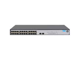 HPE 1420 24G 2SFP+ Switch, JH018A