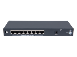 HPE 1420 8G PoE+ (64W) Switch, JH330A