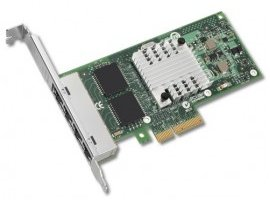 Intel I350-T4 4xGbE BaseT Adapter - 00AG520