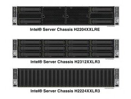Intel Server Chassis H2000P