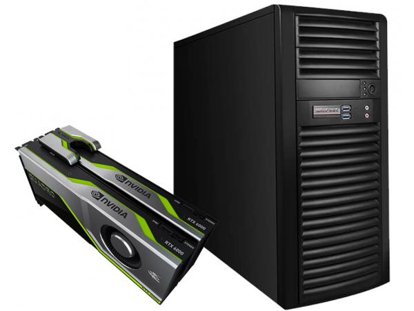 Máy Chủ LEADTEK Workstation For AI WinFast WS1030 & RTX 6000x2