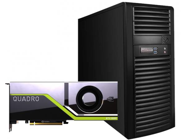 Máy Chủ LEADTEK Workstation For AI WinFast WS1030 & RTX 8000
