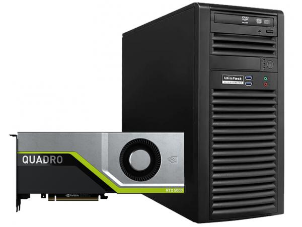 Máy Chủ LEADTEK Workstation For AI WinFast WS830 & RTX 5000