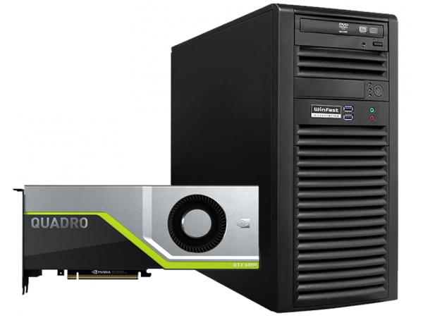Máy Chủ LEADTEK Workstation For AI WinFast WS830 & RTX 6000