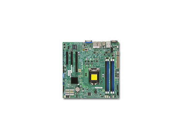 Mainboard Supermicro MBD-X10SLH-F