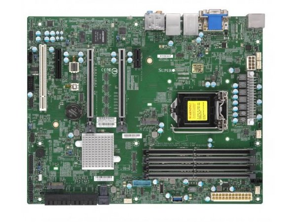 Mainboard Supermicro MBD-X11SCA-F