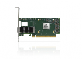 NVIDIA MCX623105AN-VDAT ConnectX-6 Dx EN Adapter Card 200GbE Single-Port QSFP56 PCIe 4.0 x16 No Crypto Tall Bracket