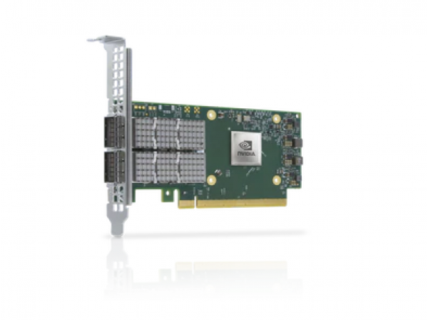NVIDIA MCX623106PN-CDAT ConnectX-6 Dx EN Adapter Card 100GbE Dual-Port QSFP56 with PPS In/Out PCIe 4.0 x16 No Crypto Tall Bracket