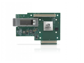 NVIDIA MCX623405AN-CDAN ConnectX-6 Dx EN Adapter Card 100GbE OCP 2.0 with Host Management Type 2 Single-Port QSFP56 PCIe 4.0 x16 No Crypto No Bracket