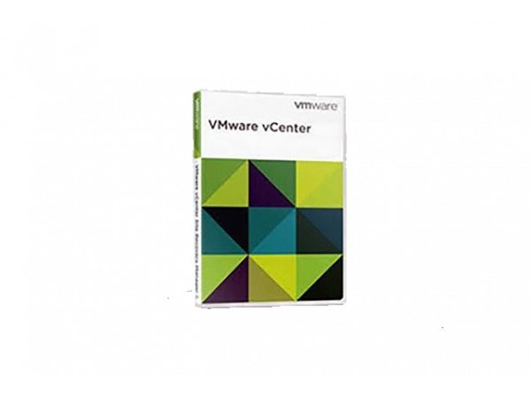 VMware vCenter Server 6 Standard, VCS6-STD-C + 1 Year VMware SnS (VCS6STDC1Y)