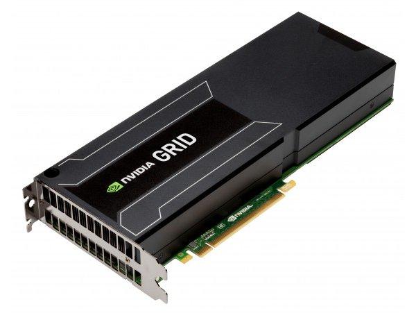 NVIDIA GRID K2 8GB GDDR5 PCIe 3.0 - Passive Cooling Left-to-Right Airflow (AOC-GPU-NVK2-LR)