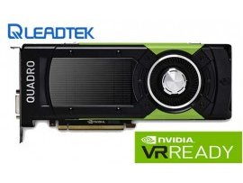 LEADTEK NVIDIA QUADRO GP100 16GB HBM2 PCIe 3.0