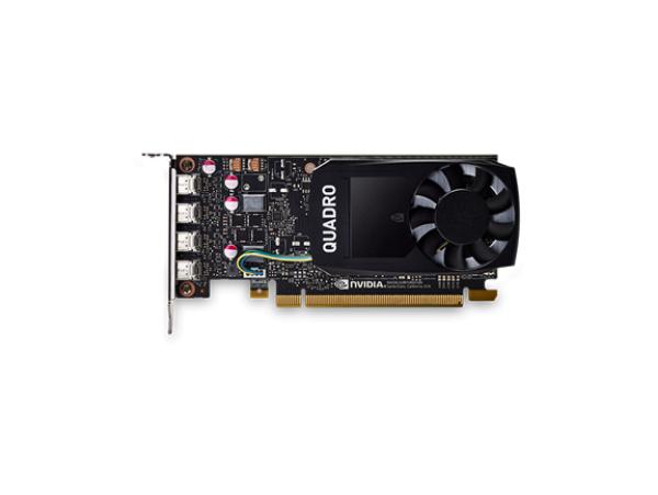 NVIDIA PNY Quadro P1000 4GB GDDR5 PCIe 3.0