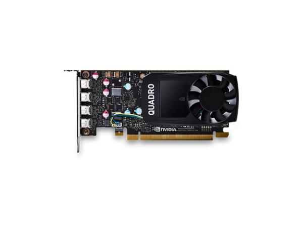 LEADTEK NVIDIA QUADRO P600 2GB GDDR5 PCIe 3.0