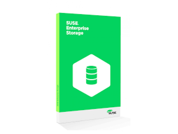 SUSE Enterprise Storage Base Configuration, x86-64, 4 OSD Nodes with 1-2 Sockets, Priority Subscription, 5 Year, SFT-SS-662644477909