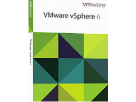 VMware vSphere 6 Enterprise Plus, 1 CPU, VS6-EPL-C + 1 Year VMware SnS (VS6EPLC1Y)