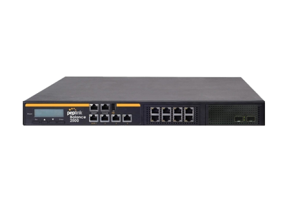 Peplink Balance 2500 -BPL-2500-SFP