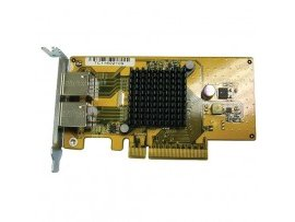 LAN Card QNAP DP 1 GbE network expansion for A01 series RM model ,LAN-1G2T-U, 885022003990