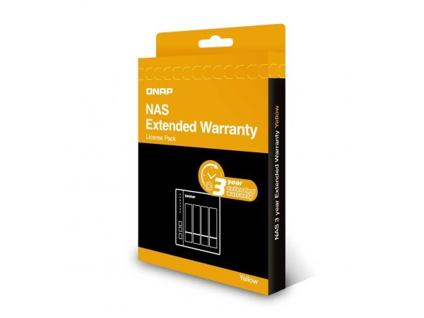 Qnap License LIC-NAS-EXTW-YELLOW-3Y-EI