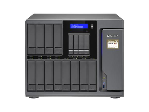 Thiết bị lưu trữ Qnap TS-1677X-1700-64G