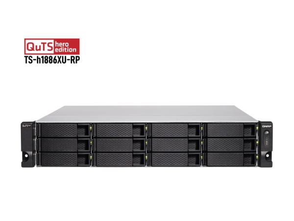 Thiết bị lưu trữ Qnap TS-h1886XU-RP-D1622-32G