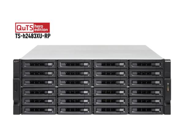 Thiết bị lưu trữ Qnap TS-h2483XU-RP-E2236-128G