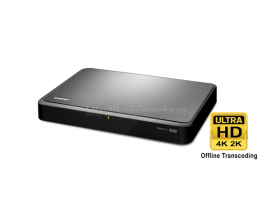 Thiết bị lưu trữ QNAP HS-251+ (2GB RAM)
