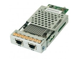 Infortrend Host board with 2 x 10Gb iSCSI (RJ-45) ports - RER10G0HIO2