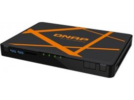 Thiết bị lưu trữ QNAP TBS-453A-8G-480GB