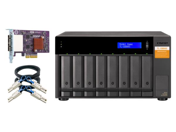 Bộ mở rộng QNAP TL-D800S