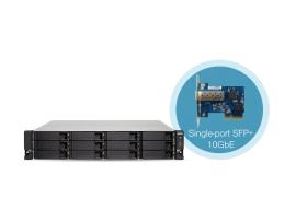 Thiết bị lưu trữ QNAP TS-1263U-RP (4GB RAM)