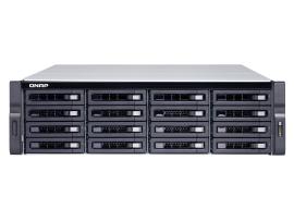 Thiết bị lưu trữ Qnap TS-1677XU-RP-1200-4G GPU Supported