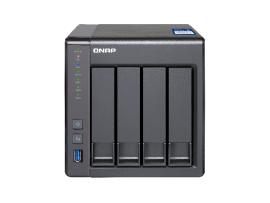 Thiết bị lưu trữ Qnap TS-431X2-2G