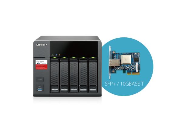 Thiết bị lưu trữ QNAP TS-531P-2G ( 2GB RAM)