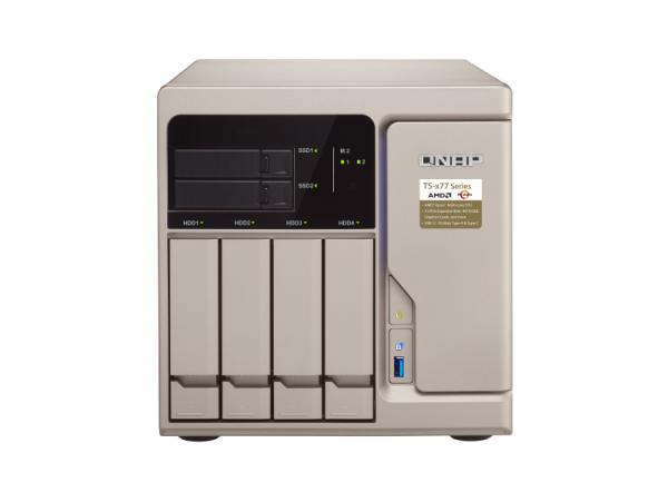 Thiết bị lưu trữ Qnap TS-677-1600-8G