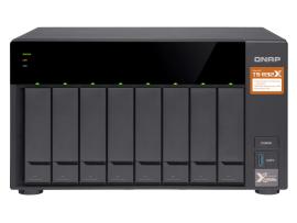Thiết bị lưu trữ Qnap TS-832X-8G