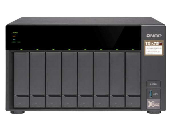 Thiết bị lưu trữ Qnap TS-873-4G