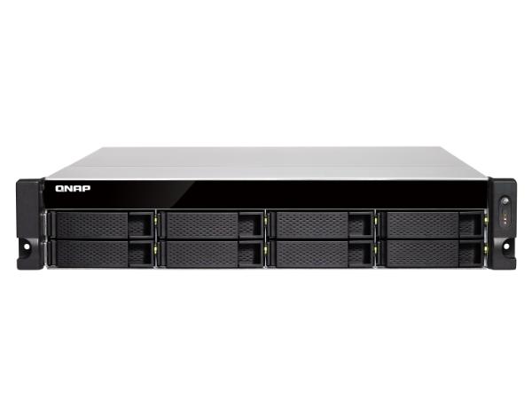 Thiết bị lưu trữ Qnap TS-883XU-E2124-8G