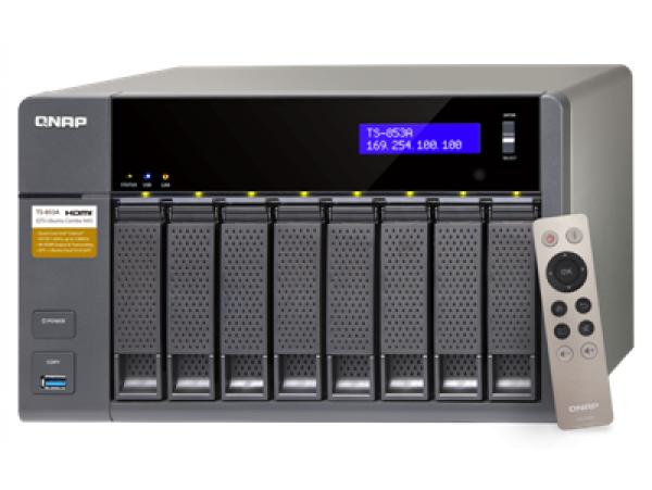 Thiết bị lưu trữ QNAP TS-853A-4G